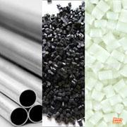 Aluminio, policarbonato y nylon para los remos de iniciación