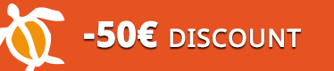 -50 € Discount
