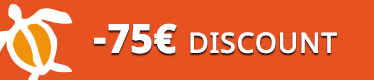 -75 € Discount