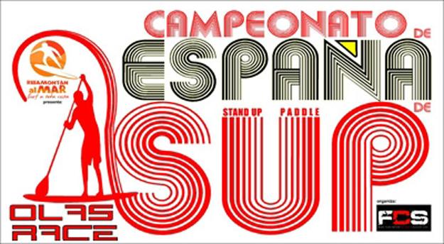 Anuncio Campeonato SUP España