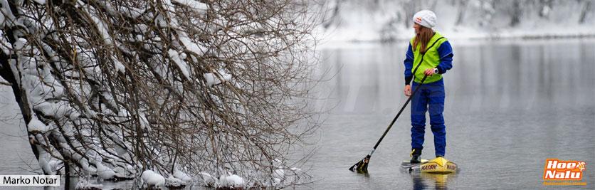 10 consejos para disfrutar del SUP en invierno