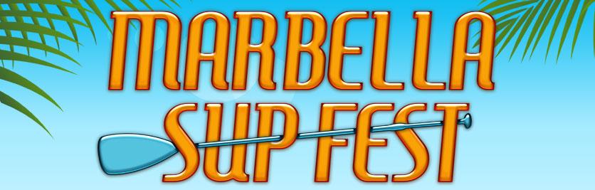 Cartel del Marbella SUP Fest 2016