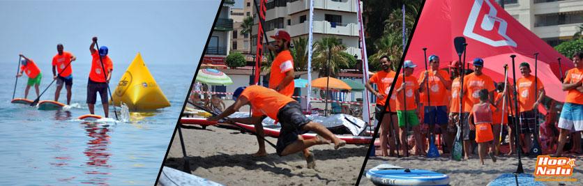 Imágenes de ediciones anteriores del Marbella SUP Fest