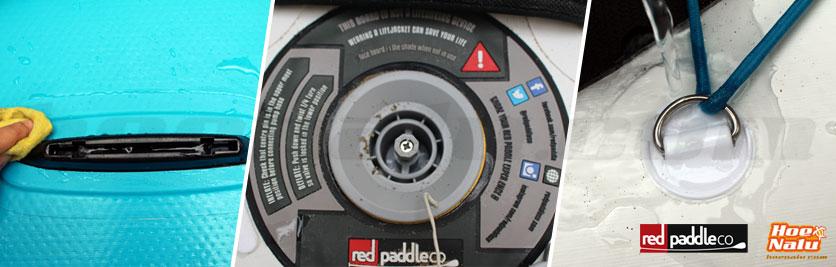 Cuidar tu material de PaddleSurf hinchable