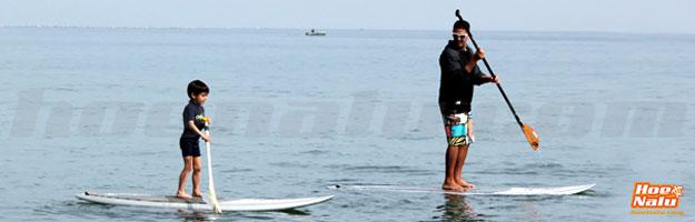 El Stand Up Paddle Surf no conoce edades