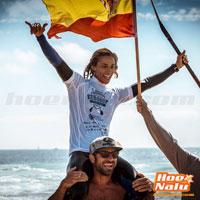 Iballa Ruano representará de nuevo a España en el mundial ISA
