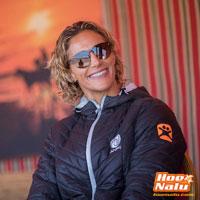 Iballa Ruano lleva años en la élite del WindSurf y el SUP