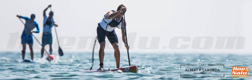 Pablo Ania es el actual campeón de SUP race nacional