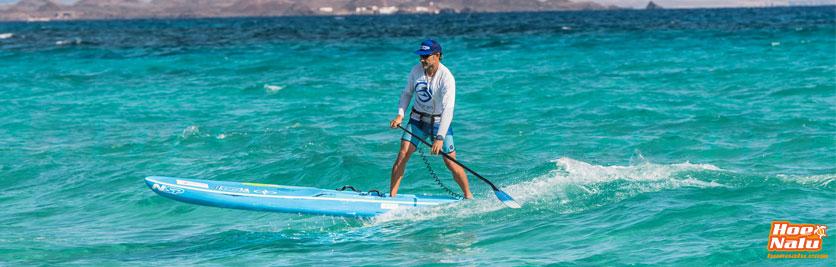 Daniel Parres open water