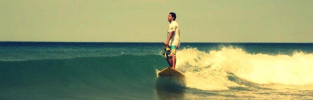 Florian Macia - StandUp Paddle Surf Marbella