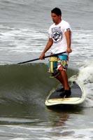 Florian Macia SUP Surf en Marbella