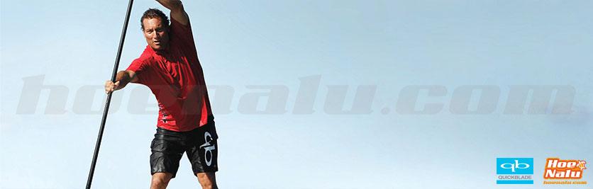 Dave Kalama, rider de Quickblade