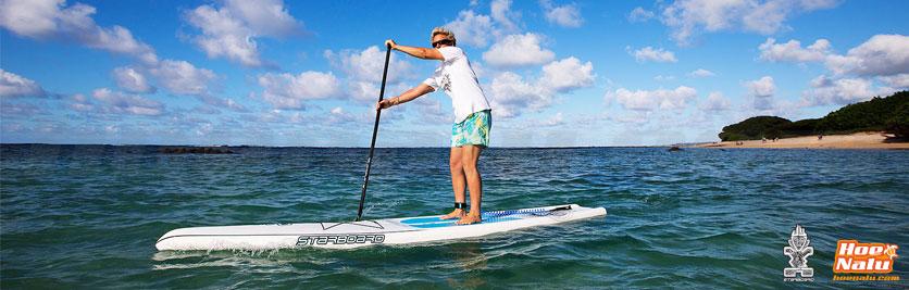 El SUP o PaddleSurf te dará satisfacciones desde el primer día