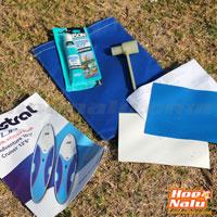 Instrucciones y kit de reparación Mistral SUP