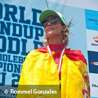 Iballa Ruano Moreno, team rider Starboard del Equipo Español