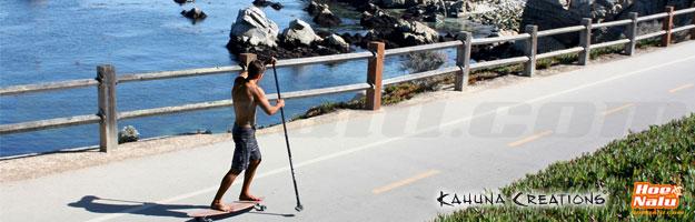 Kahuna Creations Land Paddling - SUP en tierra firme