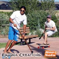 Practica Land Paddling y haz SUP sobre la tierra