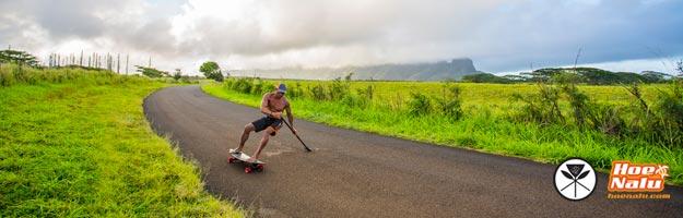 Travesias de LandPaddle para entrenarte para el Paddlesurf