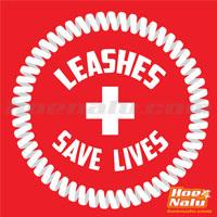 HoeNalu apoya la campaña Leashes Saves Lives