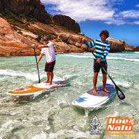 Round Tail en tablas de Stand Up Paddle