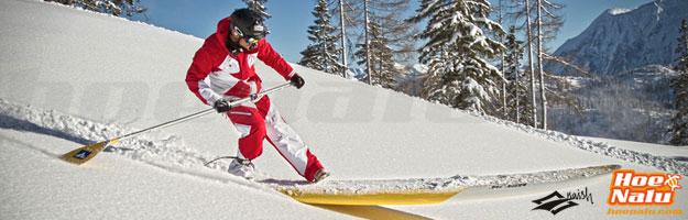 SnowSUP, Stand Up Paddle en la nieve y otros lugares