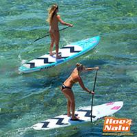Tablas de PaddleSurf modelo para mujeres de Naish SUP 2015