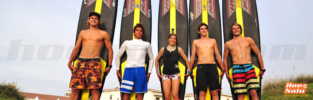 Team Naish SUP Race 2015