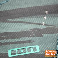 Detalles tejido AMP en neoprenos ION
