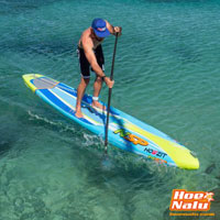 Tabla de SUP race NSP Puma