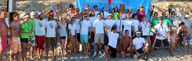1er Open de SUP PaddleSurf Marbella