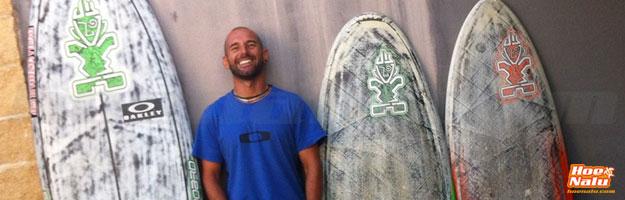 Entrevistamos al Campeón SUP Surf Oscar Ruiz