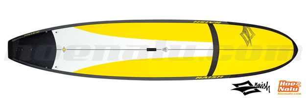 Construcción soft top de Naish Surfing