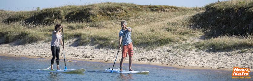 El Stand Up Paddle, un deporte para todos