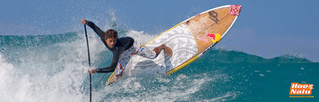 Off the lip con tu Paddle Surf, remando en todos los planos a la vez