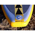 Identificación y anilla en el tail de la Mana Air 10'