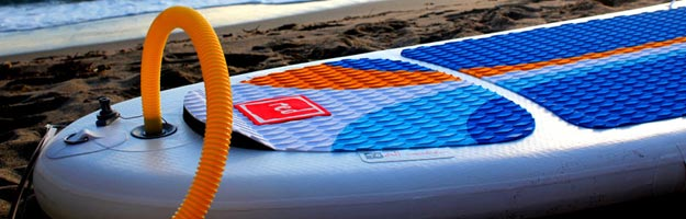 Review de tablas inflables RedPaddleCo