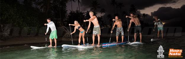 Practica PaddleSurf con tus amigos en San Valentín