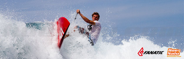 Hacer SUP Surf sin las llaves encima