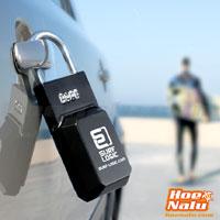 Candado sin llave de seguridad Surf Logic