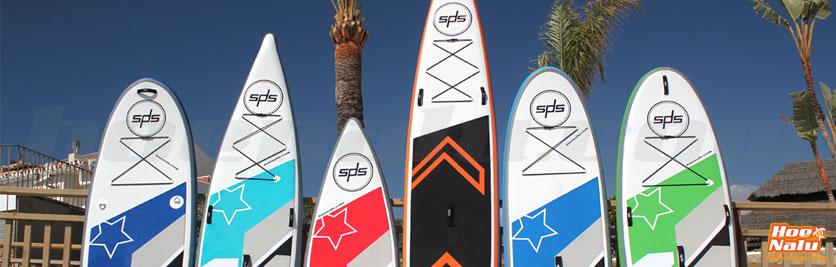 Novedades tablas de SUP Hinchable SPS 2016
