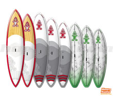 Gama Surf Pro Starboard de Tablas de Paddle Surf 2013