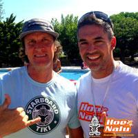 Dan Gavere y Florian Macia en el Meeting Starboard 2013