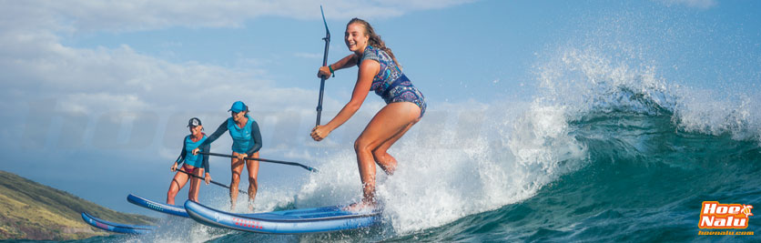 Gama SUP surf inflable Starboard