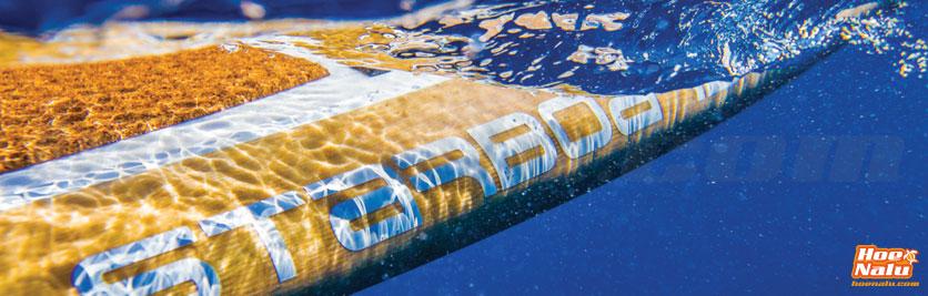 Starboard Pine Tek con pino sostenible y lino natural
