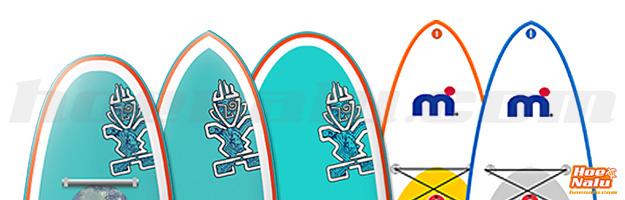 Comparativa Paddle Surf Hinchable SUP Yoga 2015