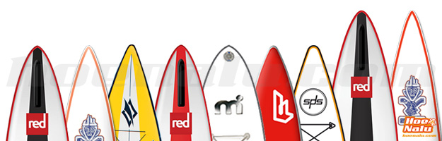 Comparativa Paddle Surf Hinchable Race 2015