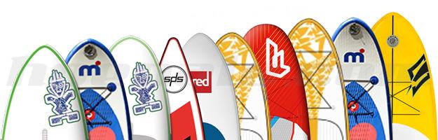 Comparativa Paddle Surf Hinchable Olas 2015