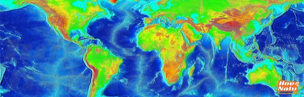 Analizando el fondo marino a través de la batimetria