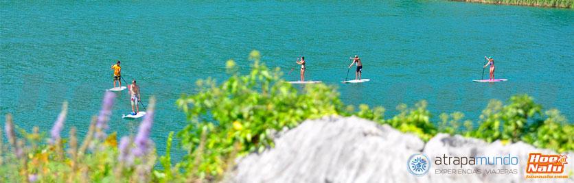 Conoce nuevos países sobre tu tabla de Paddle Surf