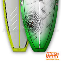 Square tail en tablas de Stand Up Paddle